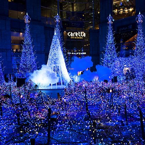 インスタグラムで徹底分析!話題の『#クリスマスイルミネーション』調査レポート