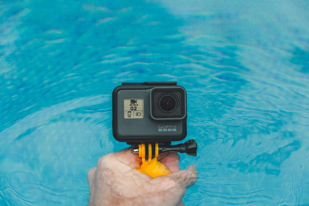 GoPro、宣伝効果、集客率