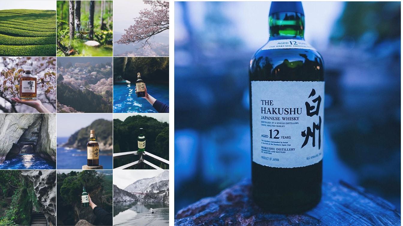 サントリーウィスキー(Suntory Whisky)Instagram公式アカウント画像