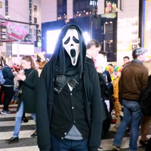【行ってみた】2016年の渋谷ハロウィンに潜入捜査してみた