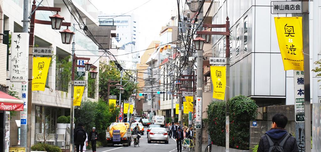 「奥渋谷」の画像検索結果