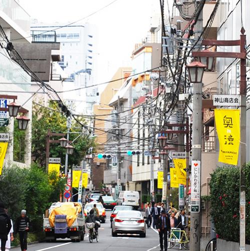 渋谷のインスタ映えスポット「奥渋」から学ぶSNSマーケティングのポイントとは