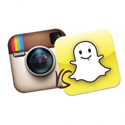 大学生のInstagramとSnapchatの使い分け6パターン