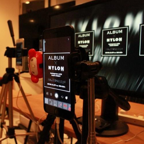 【リアル×デジタル】累計視聴者数8万人!大人気ヘアサロン「ALBUM」、ヘアイベントをインスタL…
