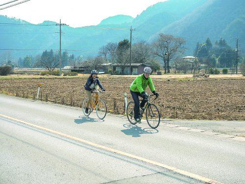 鹿沼をめぐる自転車の旅