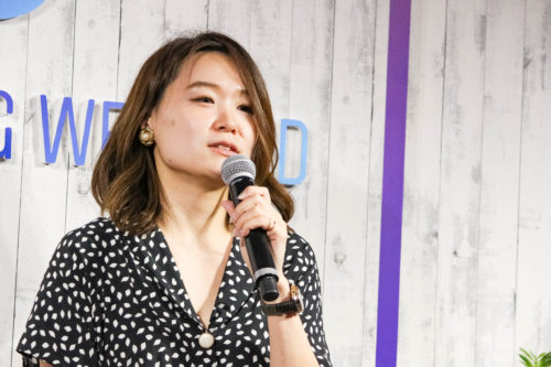 フェイスブック ジャパン クライアントソリューションズマネージャー リードの丸山祐子さん
