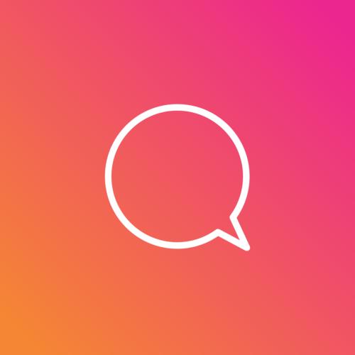インスタグラム(Instagram)ストーリーズ「チャット」スタンプとは?使い方を徹底解説