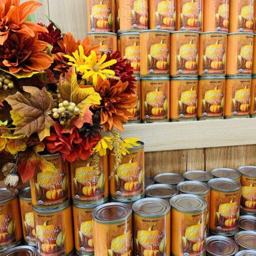 アメリカのパンプキン商戦は限定商品売り切れ続出!インスタでもパンプキン系タグが200万件以上の大…